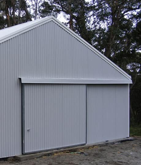 Farm Sheds Second